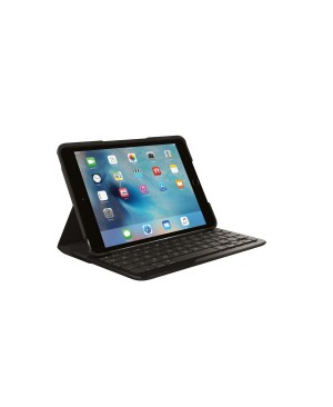 Teclado Aleman Logitech Focus keyboard case for iPad Mini 4 SYNTH BLACK DEU BT