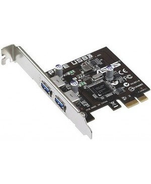 PCIE USB3 2X USB 3.0 PCI EXPRESS X1 CARD