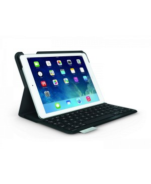 Teclado Ingles Uk Logitech Ultrathin Keyboard Folio For iPad 5ª generación Logitech AIR Negr -U