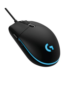 Raton Logitech G PRO Gaming Mouse-USB-EER2-BLACK