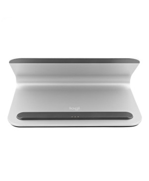 BASE Charging Stand with Smart Connector technology For iPad Pro 12 inch and iPad Pro 9.7 inch-SILVE