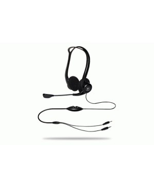 Logitech PC 860 Stereo Headset .