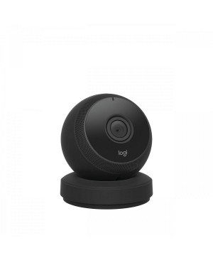 Circle Home Security Camera-BLACK-RF-WW