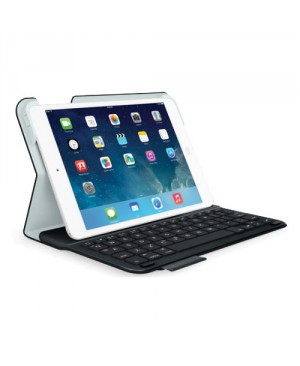 Teclado Español Logitech Keyboard FOLIO FOR iPad MINI ACC 6.62 goma -U