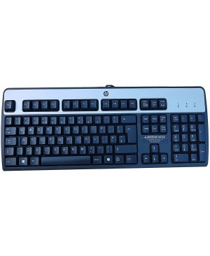 Teclado Ingles UK HP PS2 Keyboard JB Win8 UK