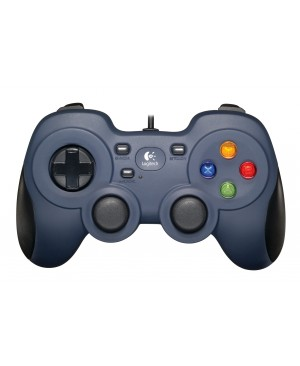 Logitech Gamepad F310 con Cable
