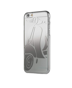 CASE MIRROR PATTERN IPHONE 6 SILVER