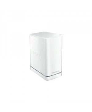 D-Link ShareCenter 2Bay Cloud Network Storage DNS-327L Servidor NAS SATA RAID 0.1 Gigabit Et
