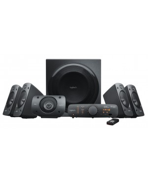 Altavoces Logitech Surround Speaker 5.1 Z906 500W RMS THX Dolby digital DTS -U