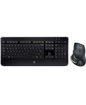 Teclado Ingles UK Logitech MX800 Wireless Combo UK