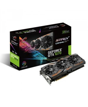 Asustek Computer GF STRIX-GTX1070-O8G-GAMING KM0 IN