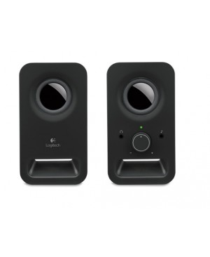 Altavoces Logitech Z150 MIDNIGHT Black SPKR IN