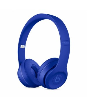 BEATS SOL03 Wireless ON-EAR HEADPHONES BREAK BLUE