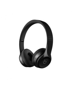 BEATS SOL03 WIRLS ON EAR HEADPHONES GLOSS BLACK
