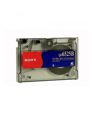 Cinta Sony QD6525B 525 Mb/QIC-525 Standard Data Cart