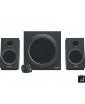 Multimedia Speakers Z333 BLACK-3.5 MM-N/A-UK-UK/HK