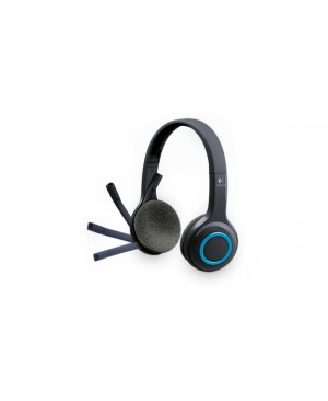 Auriculares Logitech Wireless Headset H600 casque Kopfhörer Headphone