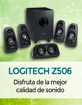 logitech z506